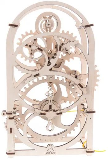 3D пазл UGears Mechanical 20 Minute Timer