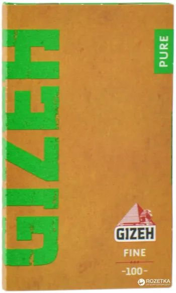 Папір GIZEH PURE Fine 100 шт (42271369)