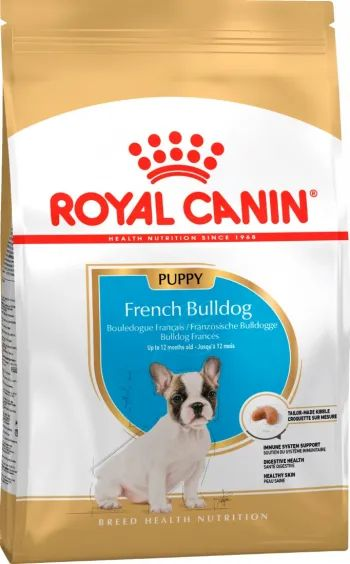 Корм для собак Royal Canin French Bulldog Puppy 1 kg